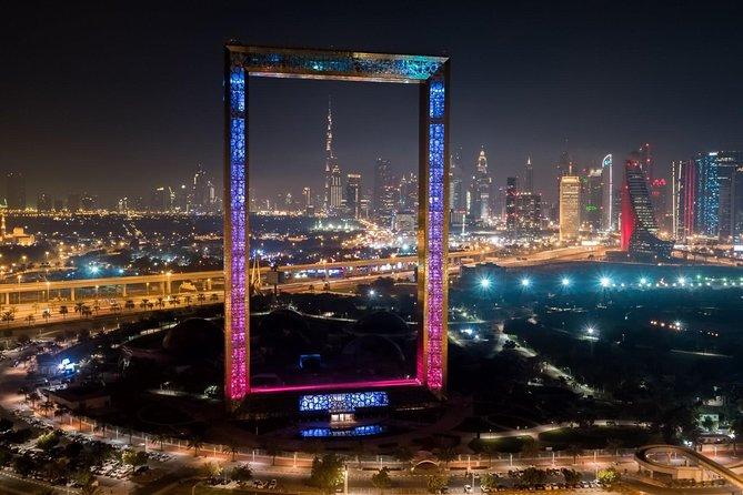 Dubai At Night City Tour