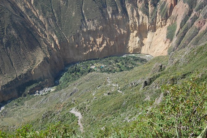 Full-Day Trip to Colca Canyon by Bus from Arequipa