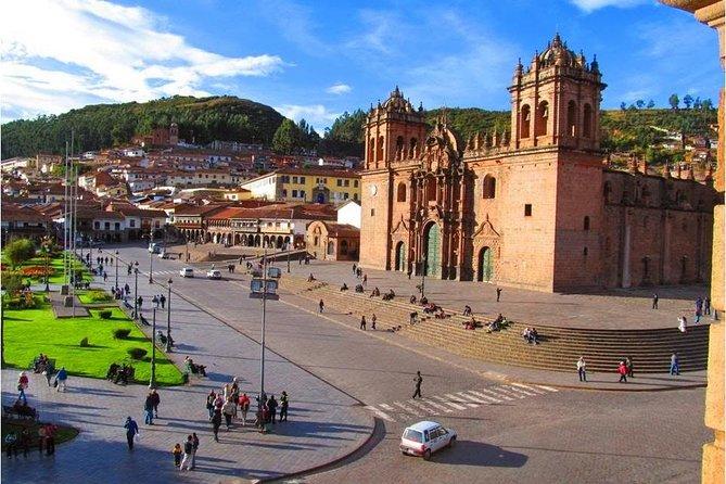 Guided Walking Tour Cusco