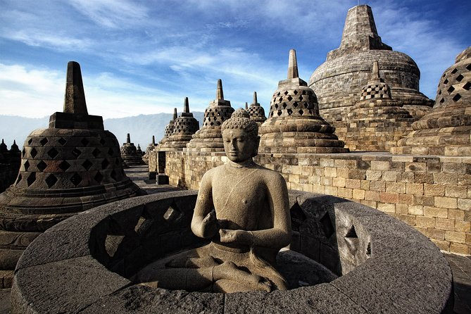 Borobudur Temple Admission Ticket 2020 - Semarang