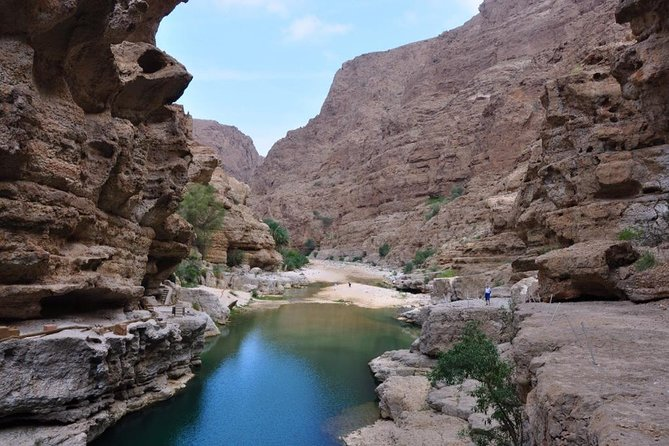 Wadi Sahtan (Day trip) 4WD Mandoos-The Chest of Oman