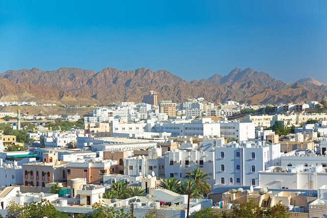 Half Day Muscat Moments 04 Hrs