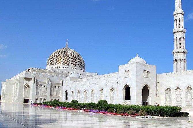 Muscat Impressions Half Day City Tour