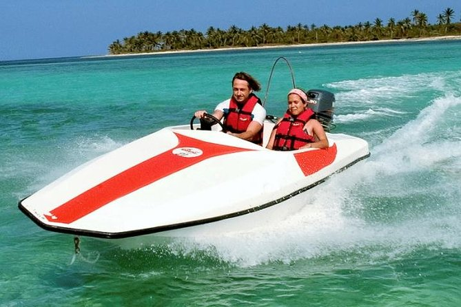 Ultimate Adventure Combo: Parasailing,Speed Boat & Snorkeling