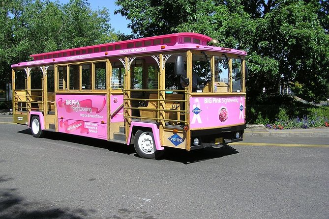 Hop-On Hop-Off Trolley and Columbia River Gorge Tour with Gray Line