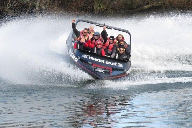Kaituna Forest Canyon River Jet, Rotorua & Hellsgate-Tauranga Shore Excursion