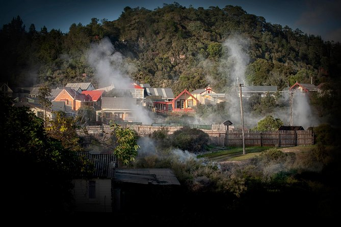 Rotorua Highlights w Whakarewarewa Maori Village - Tauranga Shore Excursion