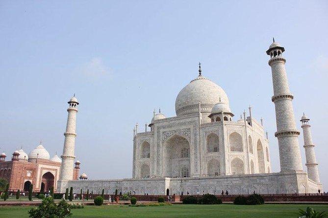 Private Taj Mahal Day Tour from Delhi