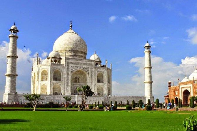 Tour de dia do Taj Mahal