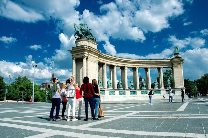 Totalt Budapest Discovery: Full Day Sightseeing Tour Inkludert Lunsj