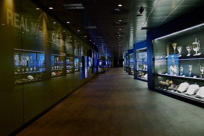 Le grand expérience du segway de Madrid : Stade Santiago Bernabeu et pique-nique