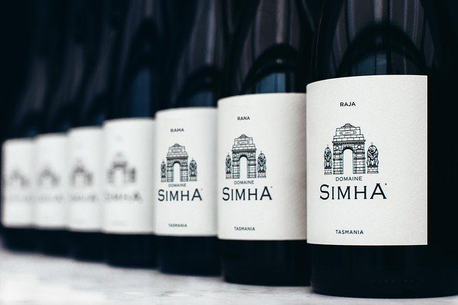 Tasmaniens Weingut Simha Wine Tasting Experience