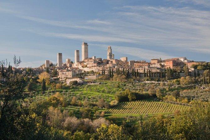 San Gimignano Weintour - Dienstags von SIENA
