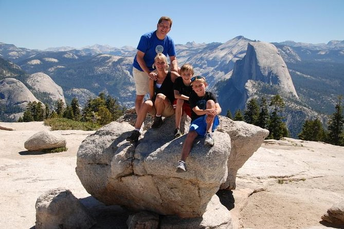 Private Guided Hiking Tour in Yosemite
