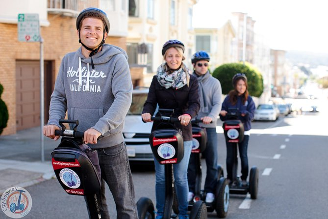 San Francisco Segway Tour: North Beach and Ghirardelli Square