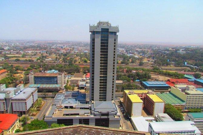 Tour por la ciudad de Nairobi