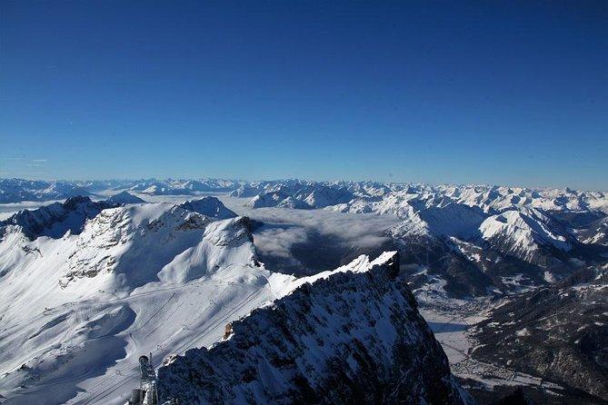 Zugspitze, Garmisch-Partenkirchen en Chocolate Tour vanuit Füssen