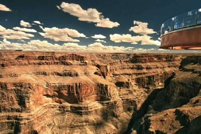 Grand Canyon West Rim Tour with Options from Las Vegas