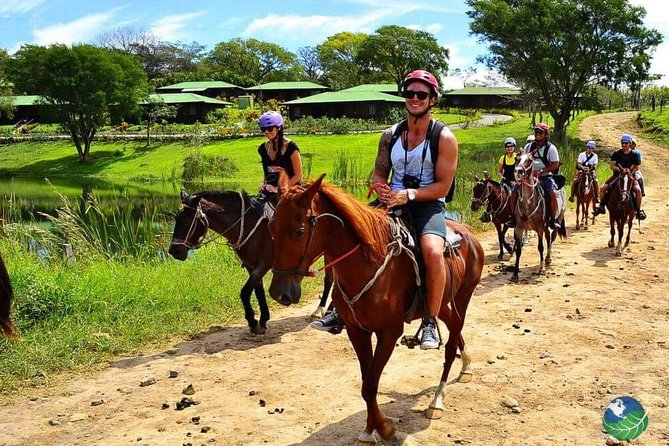 Full-Day Adventure Tour in Guanacaste with Lunch
