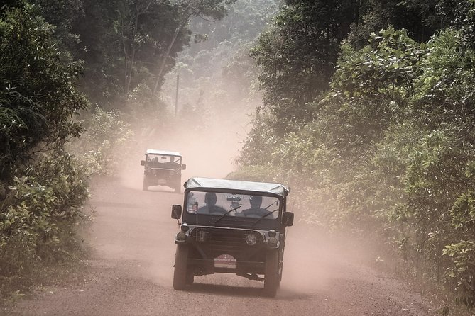 Phnom Kulen Sacred Mountain by Jeep from Siem Reap