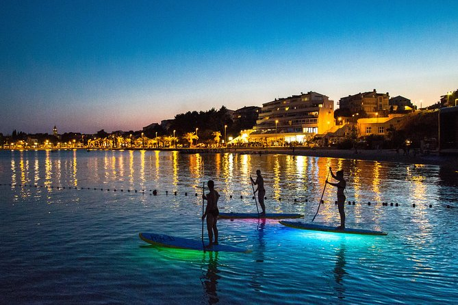 Stand Up Paddle Glow Tour in Stobrec