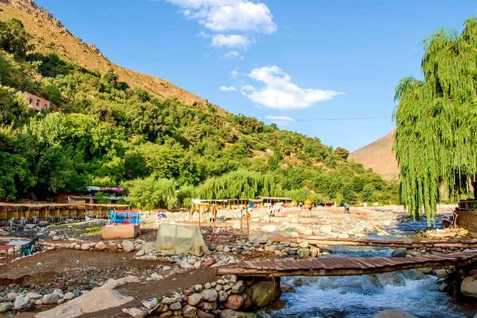Private Day Trip from Marrakech to the Atlas Mountains