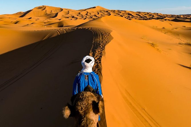 3-days shared Merzouga desert tour from Marrakech