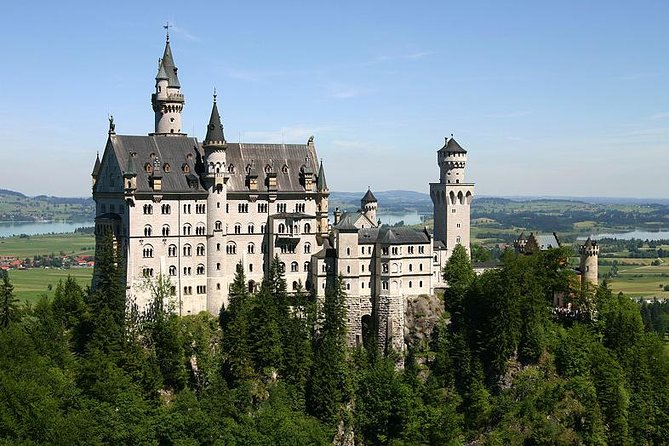 Skip-the-Line: Neuschwanstein Castle Half-Day Tour from Fussen