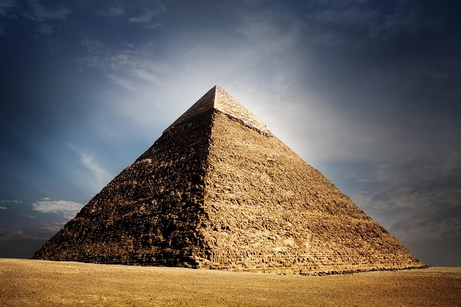 Full day tour to Dahshour, Saqqara, Giza Pyramids & Sphinx