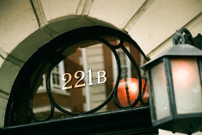 Private Bespoke Tour: Sherlock Holmes and Sir Arthur Conan Doyle