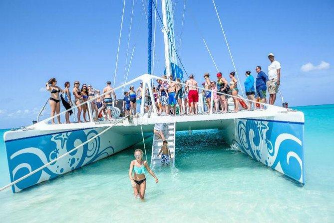 "Turks and Caicos ""Kitty Katt"" Catamaran Cruise"