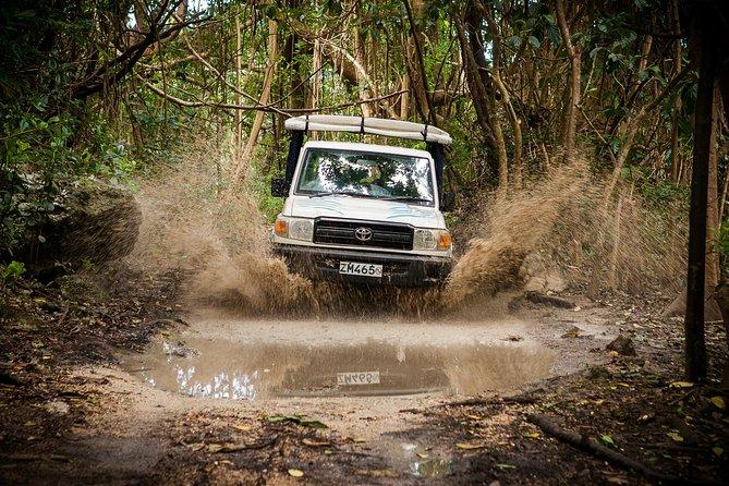 Barbados 4x4 Jeep Safari