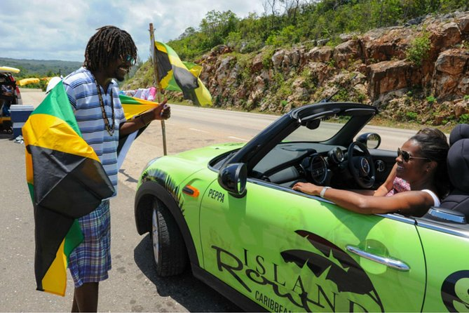 Self-Driven MINI Cooper Tour From Montego Bay To Ocho Rios