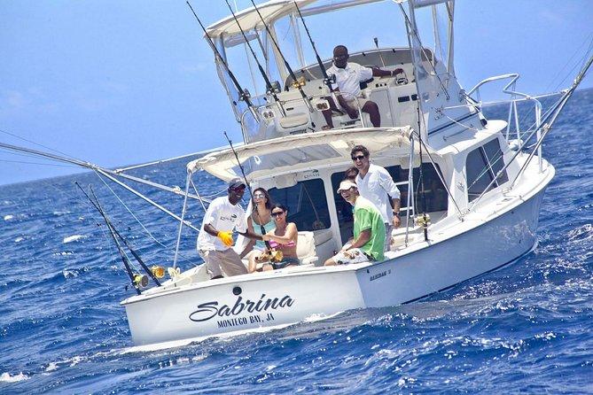 Pesca esportiva em alto mar de Montego Bay