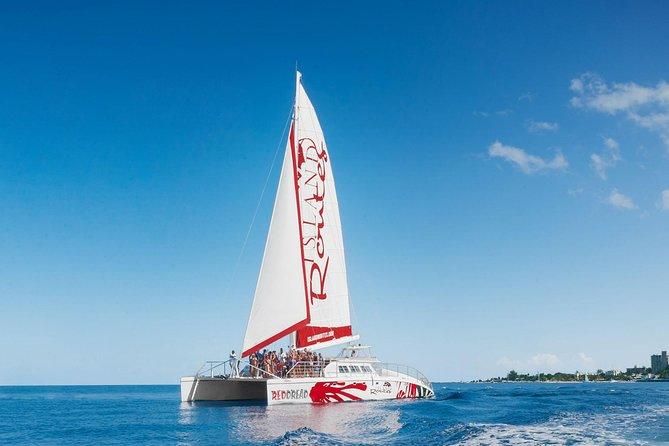 Reggae Family Catamaran Cruise From Montego Bay