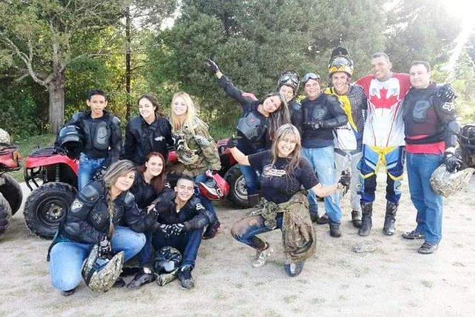 Full-Day Zipline, ATV, and Horseback Riding Adventure from Medellín