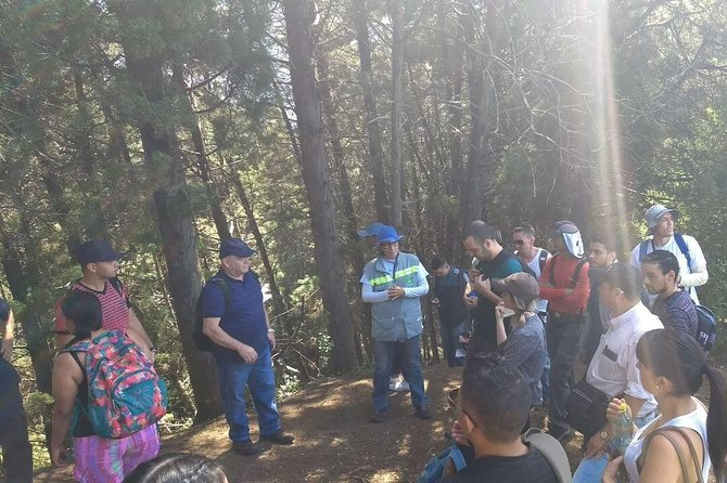 Ecowalk experience near Bogota