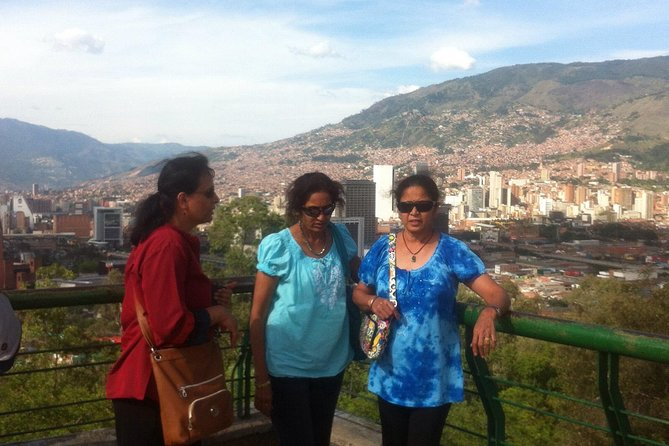 Medellin City, Markets and Local Food full day tour