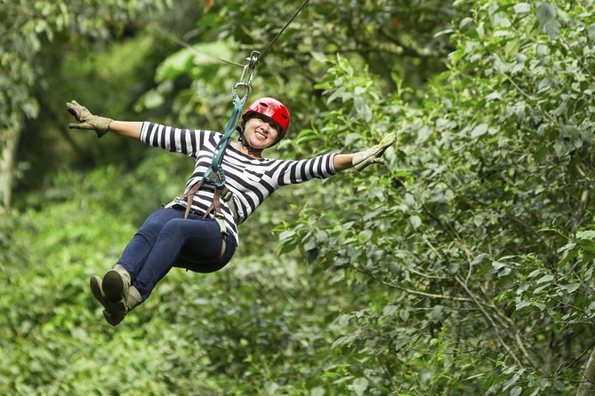 Zipline Adventure from Medellin