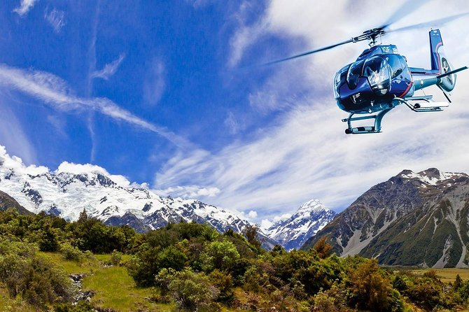 Aoraki Mount Cook & Lord of the Rings Country