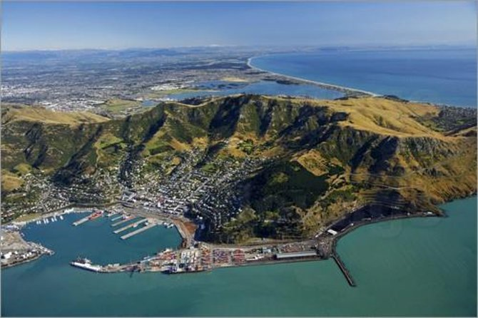 Christchurch Scenic Helicopter Tour