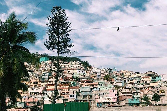 Private Tour of Port Au Prince area