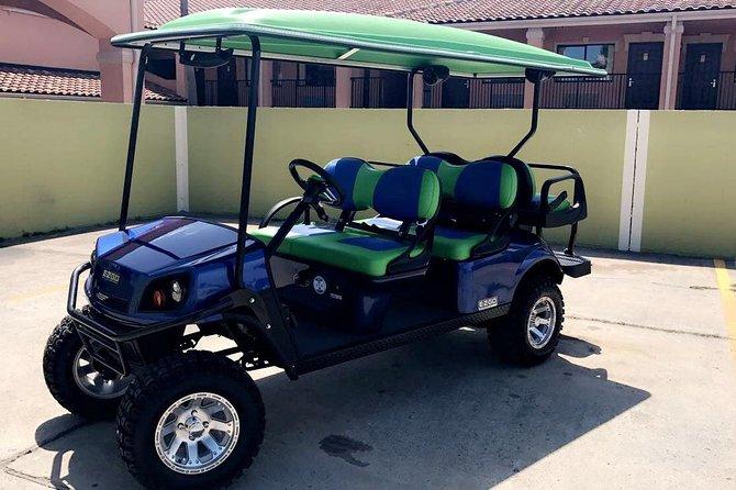 Golf Cart (6 person)