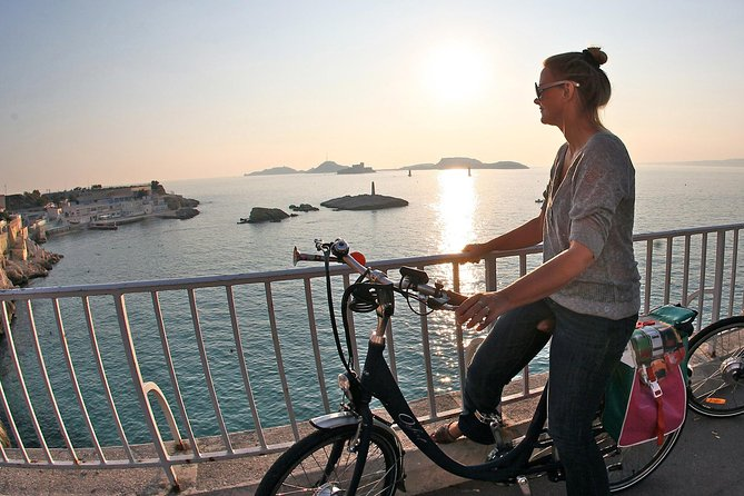 Marseille Smalll Group Electric Bike Tour