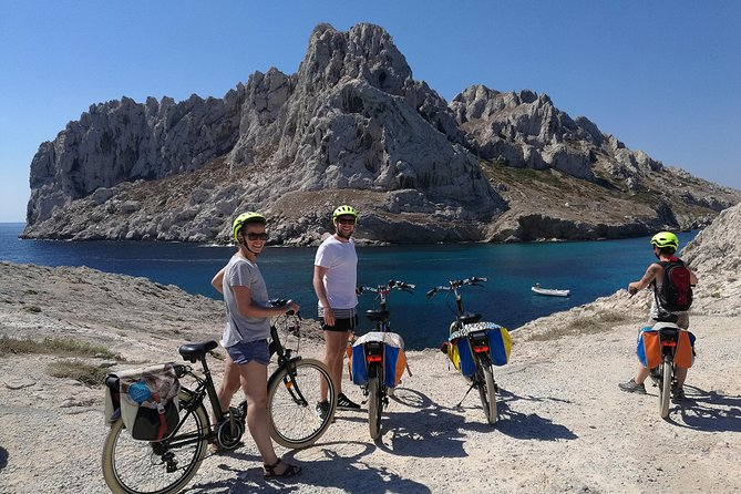 Marseille Shore Excursion: Full Day Tour of Marseille by Electric Bike