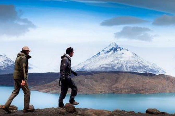 Barco até o glaciar Upsala e aventura na Patagônia na Estância Cristina