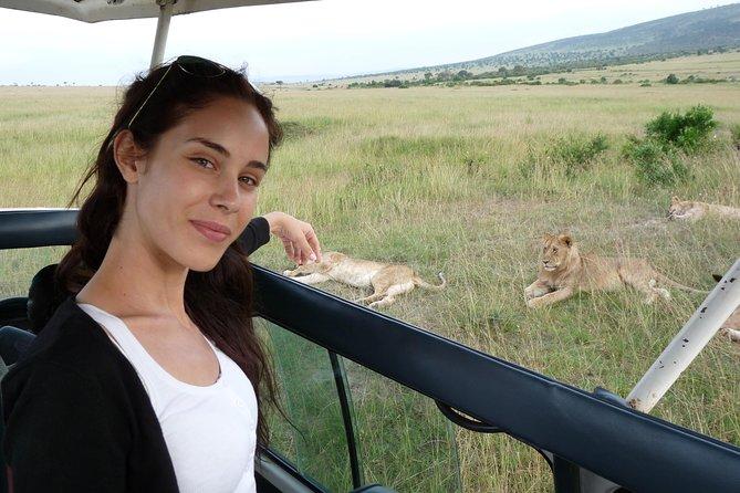 8 Days Amboseli National Park Great Rift Valley Lakes and Masai Mara