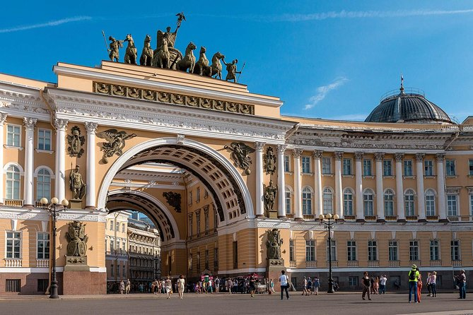 Private 2-Day Shore Excursion in St Petersburg Off The Beaten Track