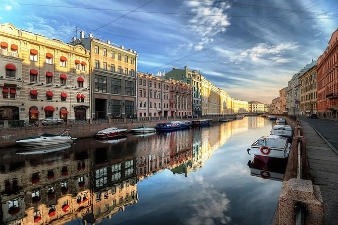 3-Days in St Petersburg: All-inclusive Private Tour with Professional Guide