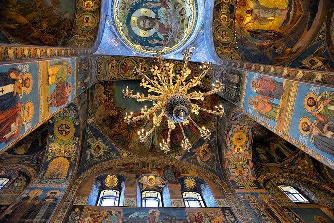 Tesoros de San Petersburgo - Tour privado de 2 días con Museo de Faberge